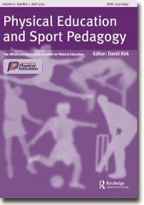 Physical Education and Sport Pedagogy