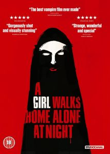 A Gilr Walks Home Alone at Night