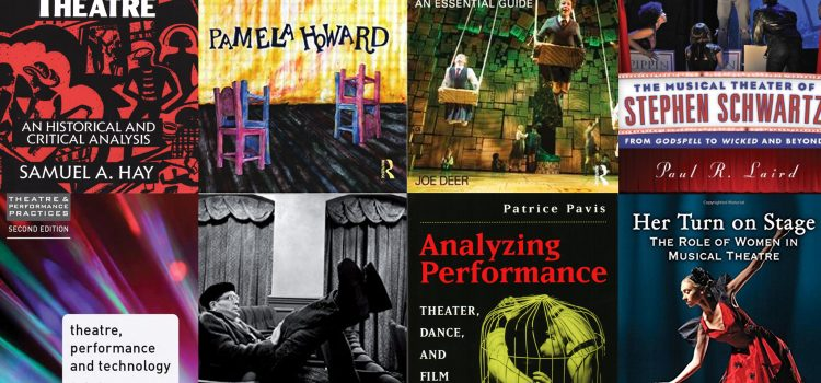 New Performing Arts books for 2016/17