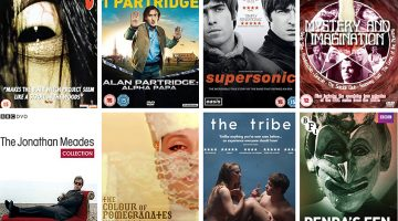 New DVDs at LRC WISE