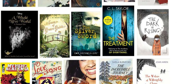 New Young Adult books just in!