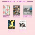 New Art books at LRC WISE
