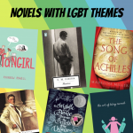 Modern and classic novels with LGBT themes in the LRC