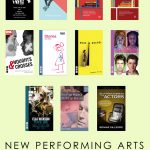 New Performing Arts books at LRC WISE