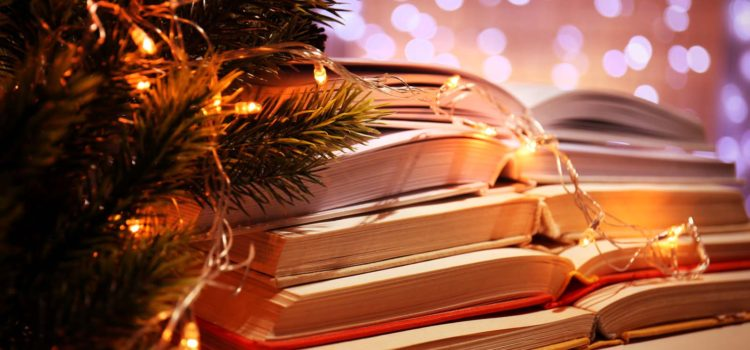 New Christmas Books and DVDs at WISE LRC!